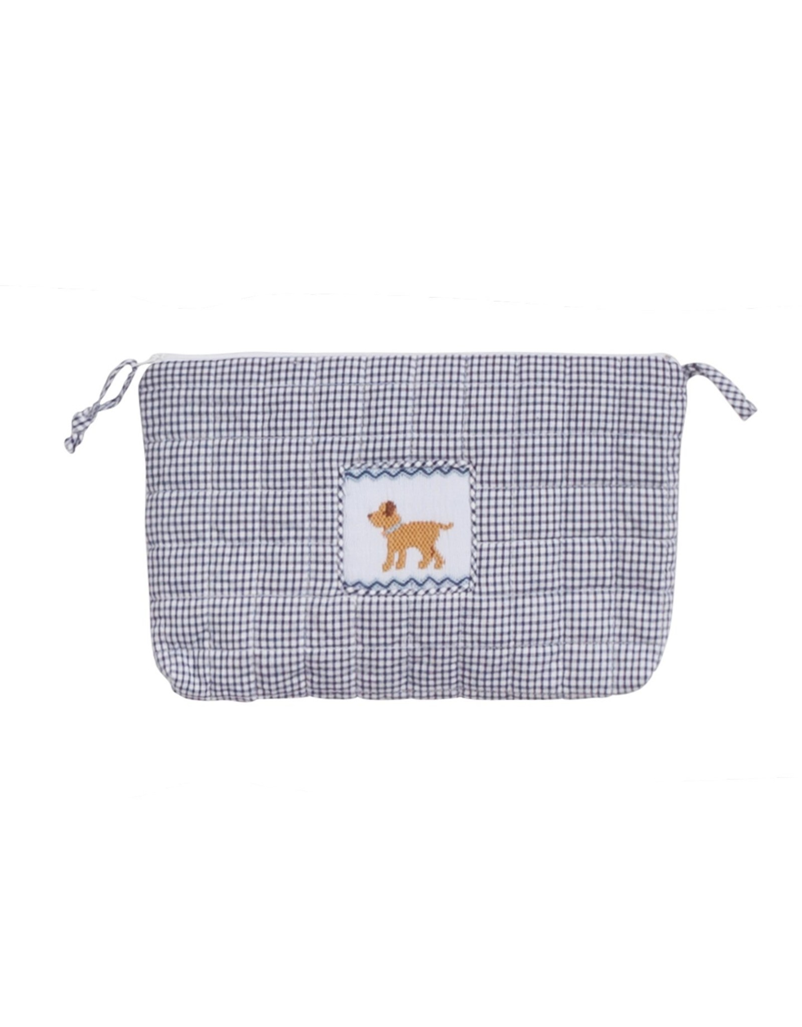 Little English Quilted Leggage Cosmetic Bag Only
