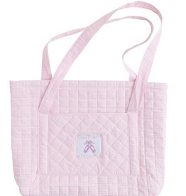 Little English Quilted Luggage Tote Bag Only