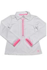 SET Heather Half-Zip Pullover
