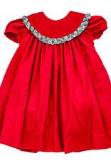 The Bailey Boys Holly Plaid Float Dress