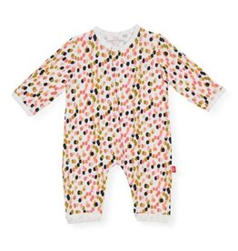 Magnetic Me Confetti Modal Magnetic Coverall