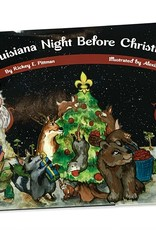 Louisiana Night Before Christmas