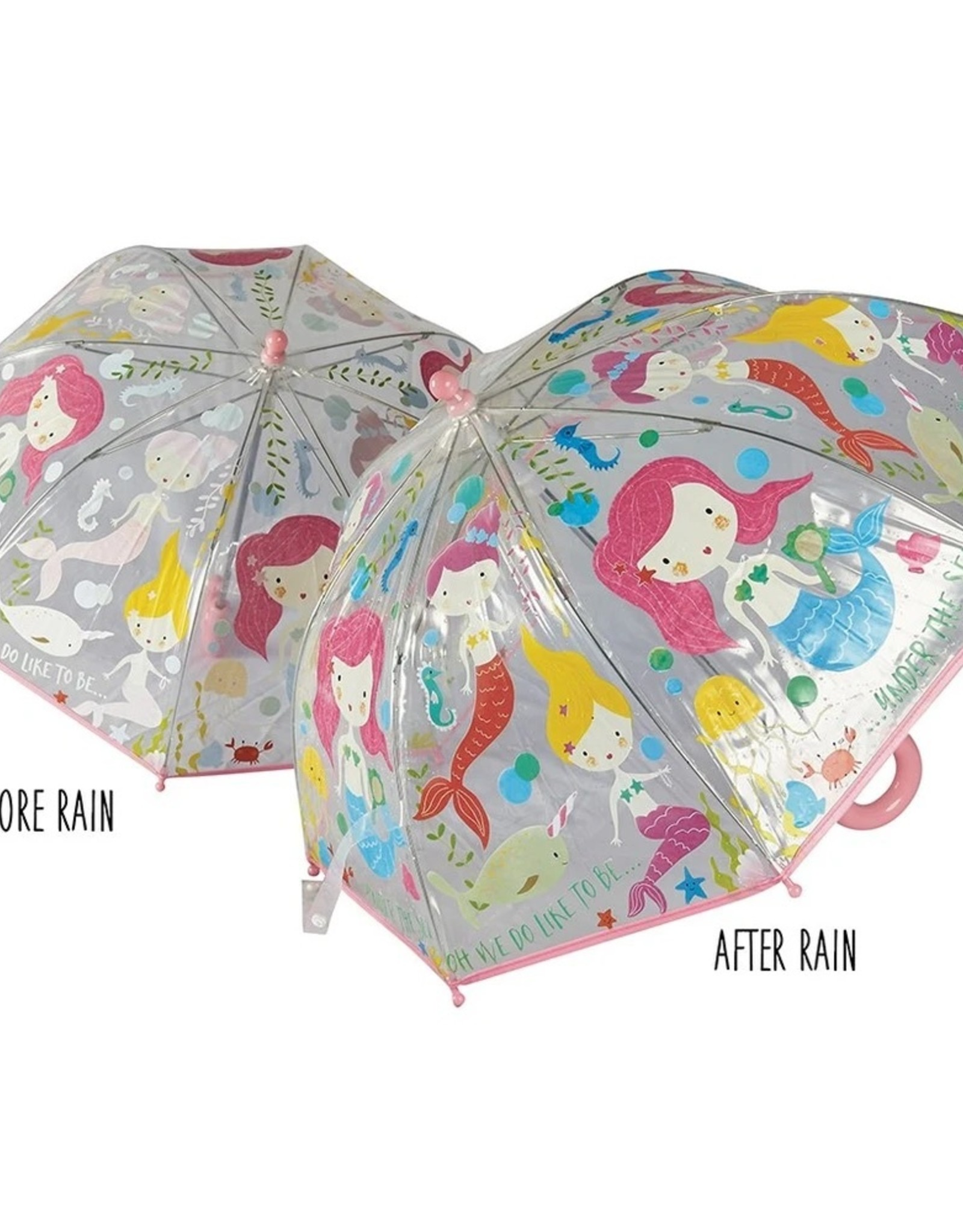 Floss & Rock Color Changing Umbrella