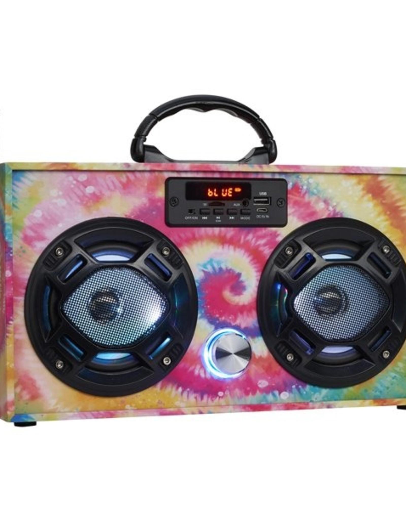 Mini Boom Box Bluetooth Speaker