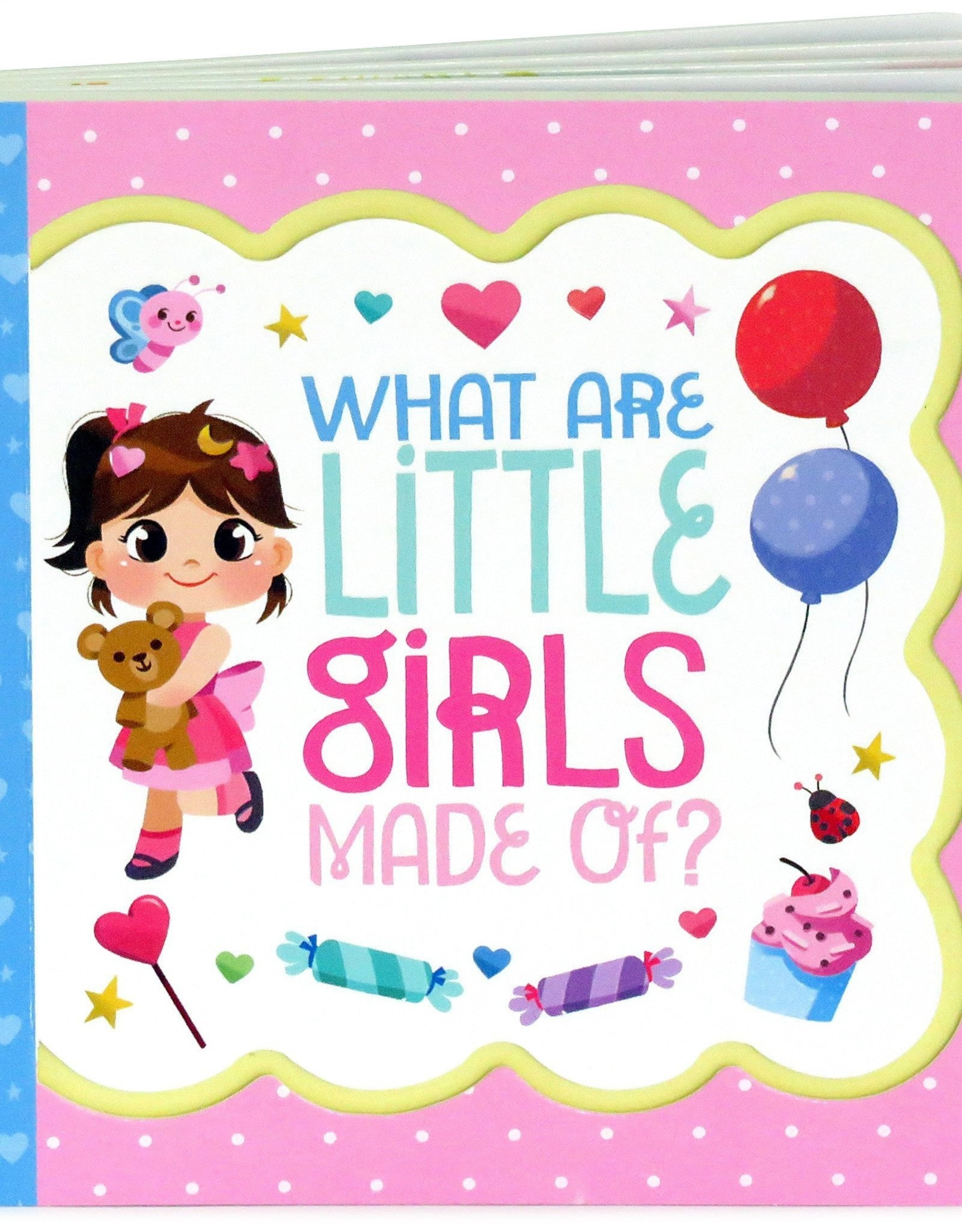 Cottage Door Press What Are Little Girls Made Of