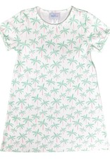 James and Lottie Palm Tree Dress