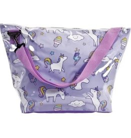 Iscream Unicorn Wishes Overnight Bag
