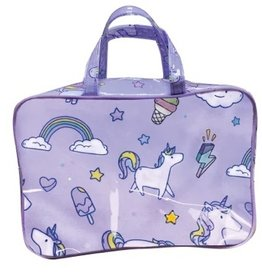 Iscream Unicorn Wishes Cosmetic Bag