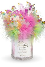 Great Pretenders Prancing Unicorn Fluffy Pens