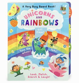 Cottage Door Press Unicorns And Rainbows