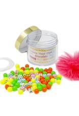 Zomi Gems DIY Disk Bead Message Bracelets