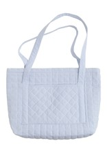 Little English Quilted Luggage Tote