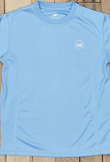 Southern Marsh Breaker Blue FieldTec Fishing Team Shirt