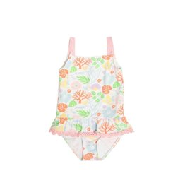 The Beaufort Bonnet Company Grace Bay Bathing Suit With Snaps