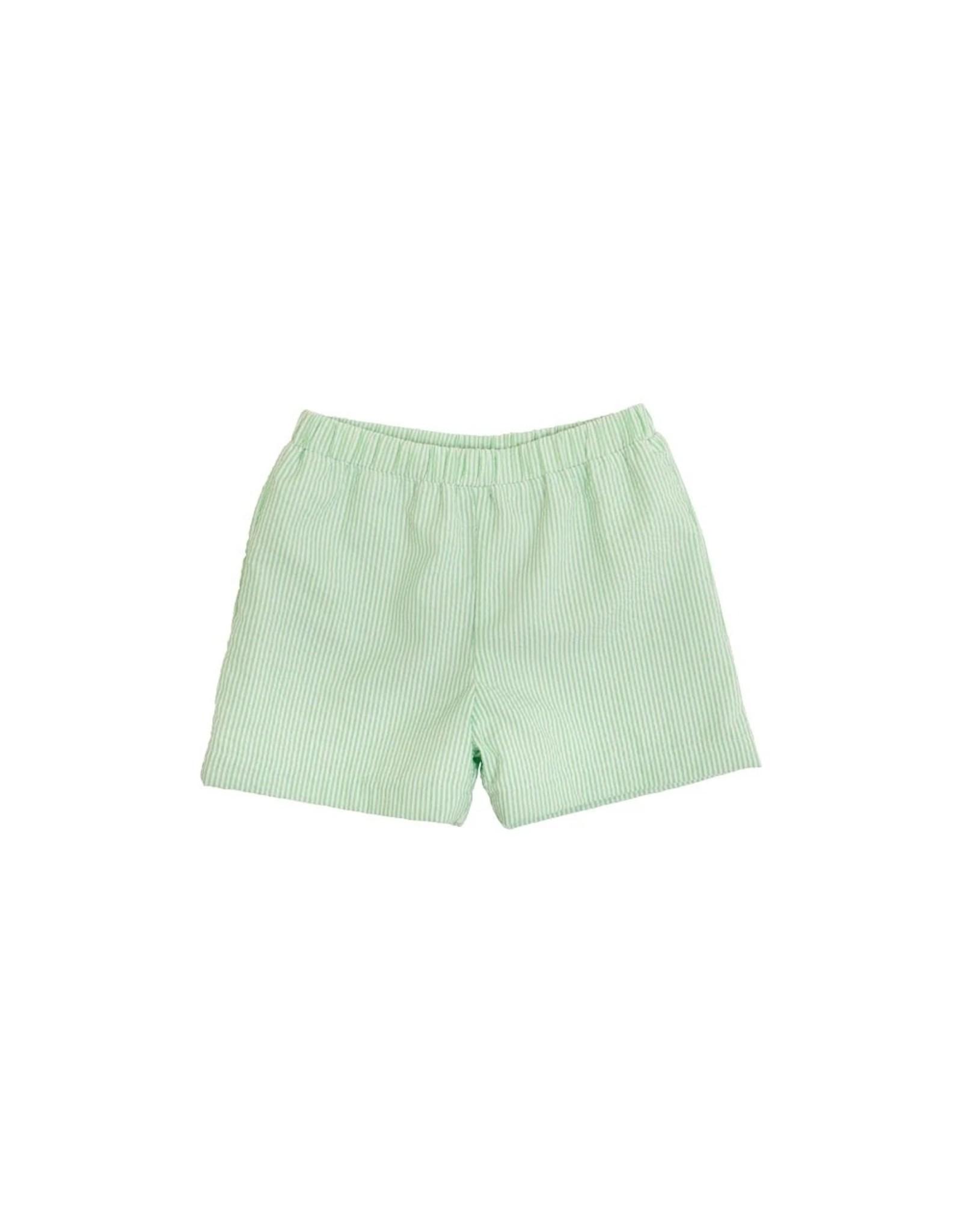 The Beaufort Bonnet Company Shelton Shorts - Seersucker