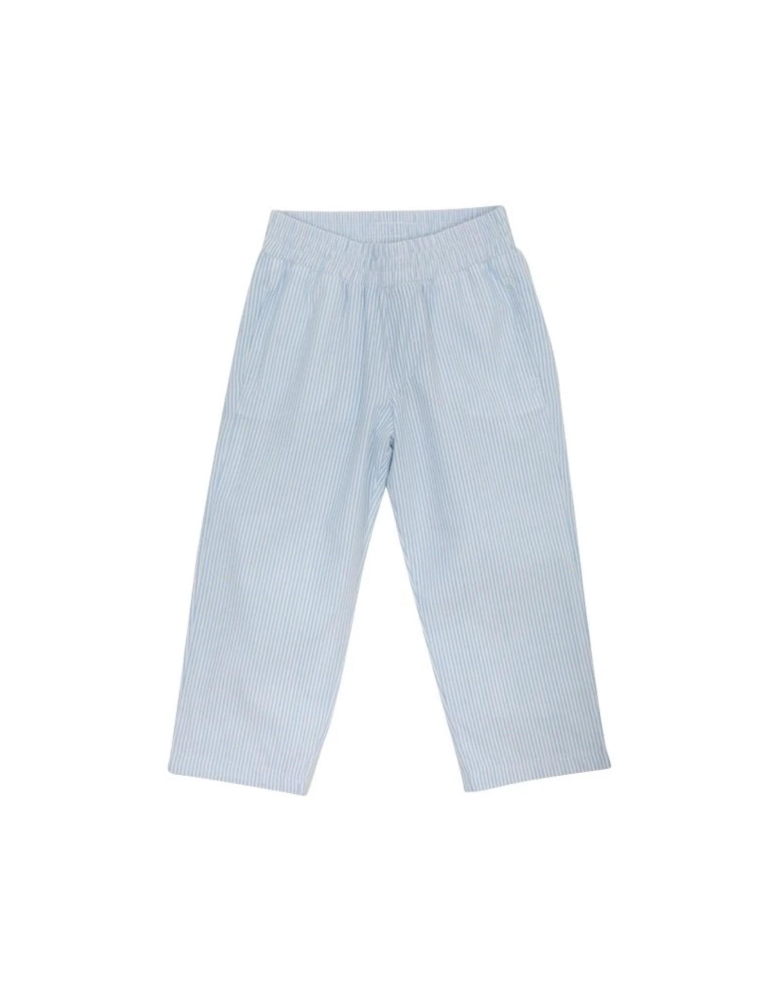 The Beaufort Bonnet Company Sheffield Pants-Seersucker