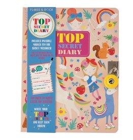 Floss & Rock Top Secret Diary