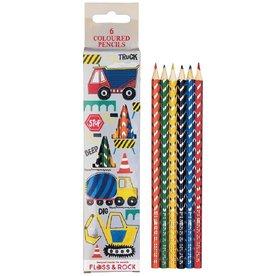 Floss & Rock Colored Pencils