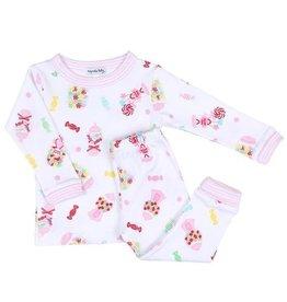 Magnolia Baby Candy Shop Pajamas