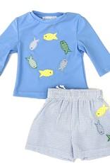 Funtasia Too Fish Swim Trunks