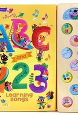 Cottage Door Press ABC and 123 Laarning Songs