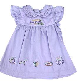 Krewe Kids LBTR Dress