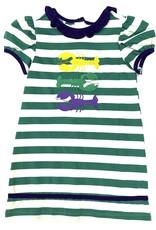 Krewe Kids Knit Crawfish Mardi Gras Dress