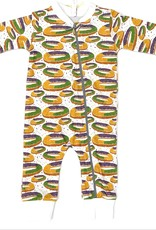 Velvet Fawn King Cake Pajamas