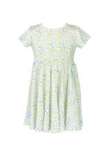 The Proper Peony Garden Floral Girl Twirl Dress
