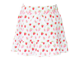 The Proper Peony Strawberries Girl Skirt