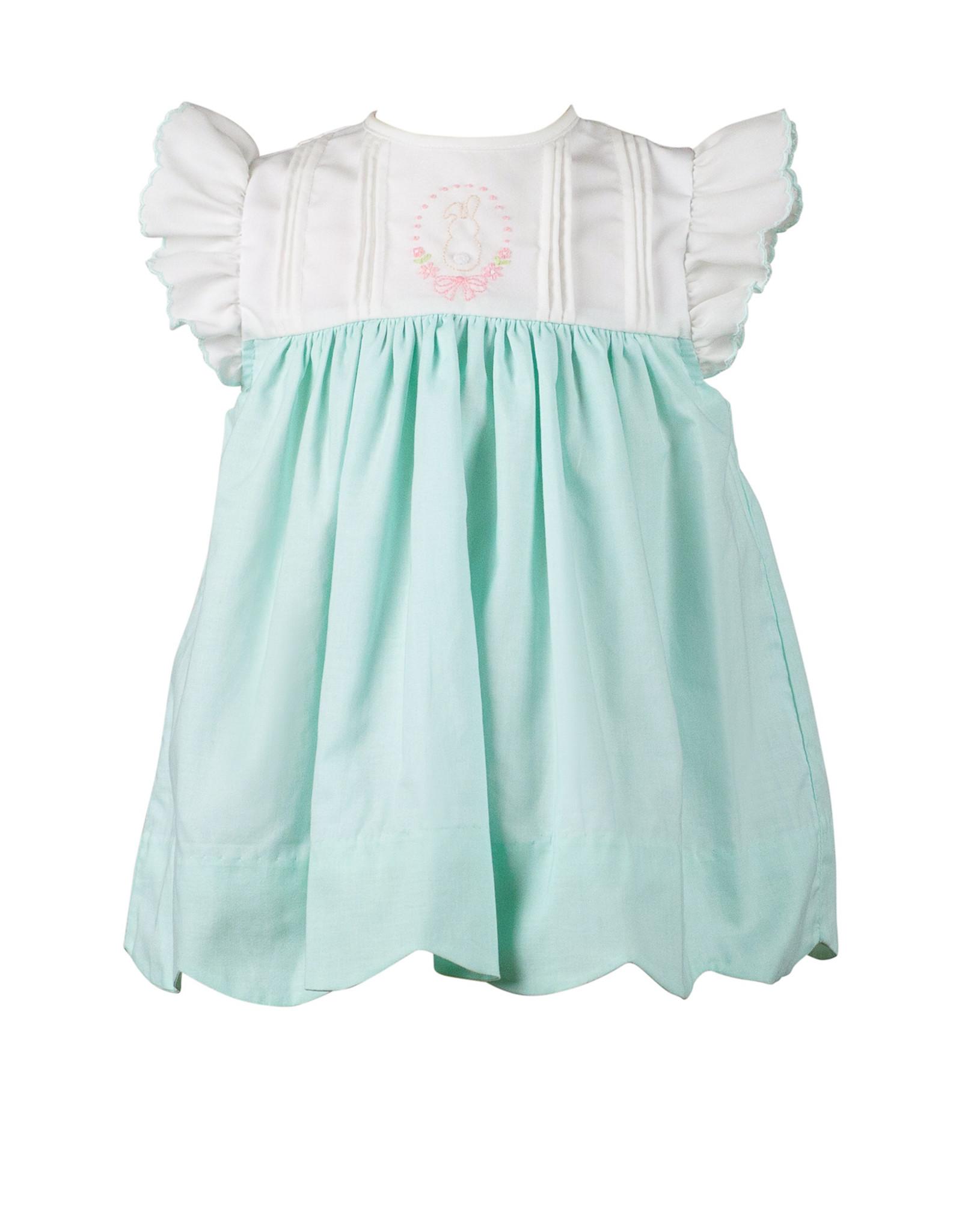 The Proper Peony Mint Thumper Dress