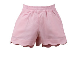 The Proper Peony Susie Scallop Shorts