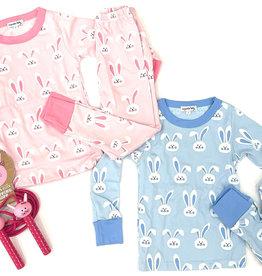 Magnolia Baby Long Bunnies Pajamas