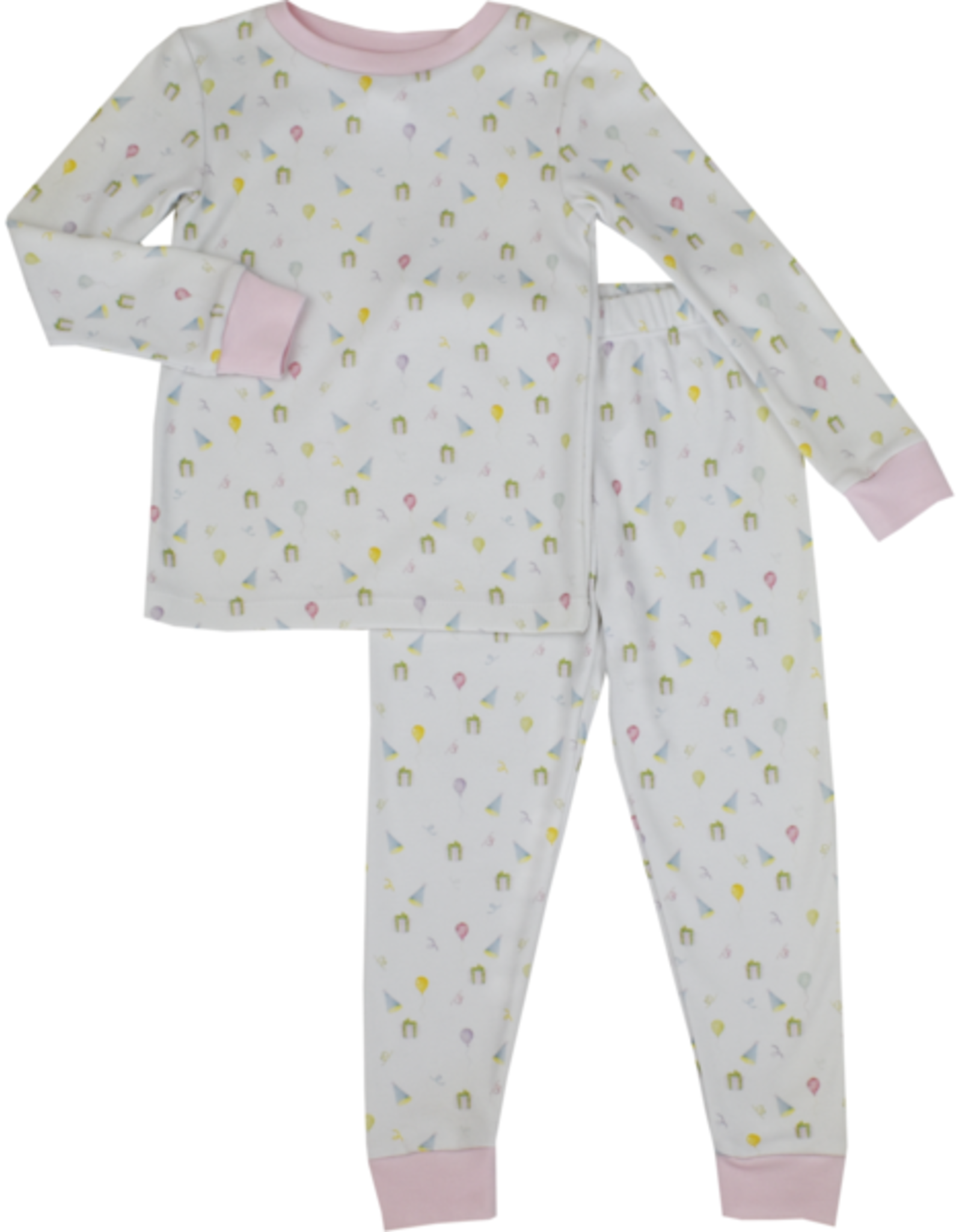 LullabySet Girl Sweet Pea PJ Set