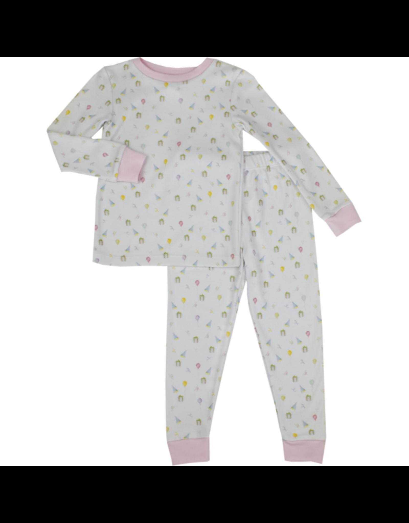 LullabySet Girl Sweet Pea PJ Set
