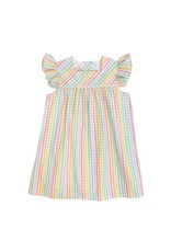 The Beaufort Bonnet Company Rosemary Ruffle Dress