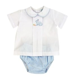 The Bailey Boys Bunny Shadow Work Diaper Set