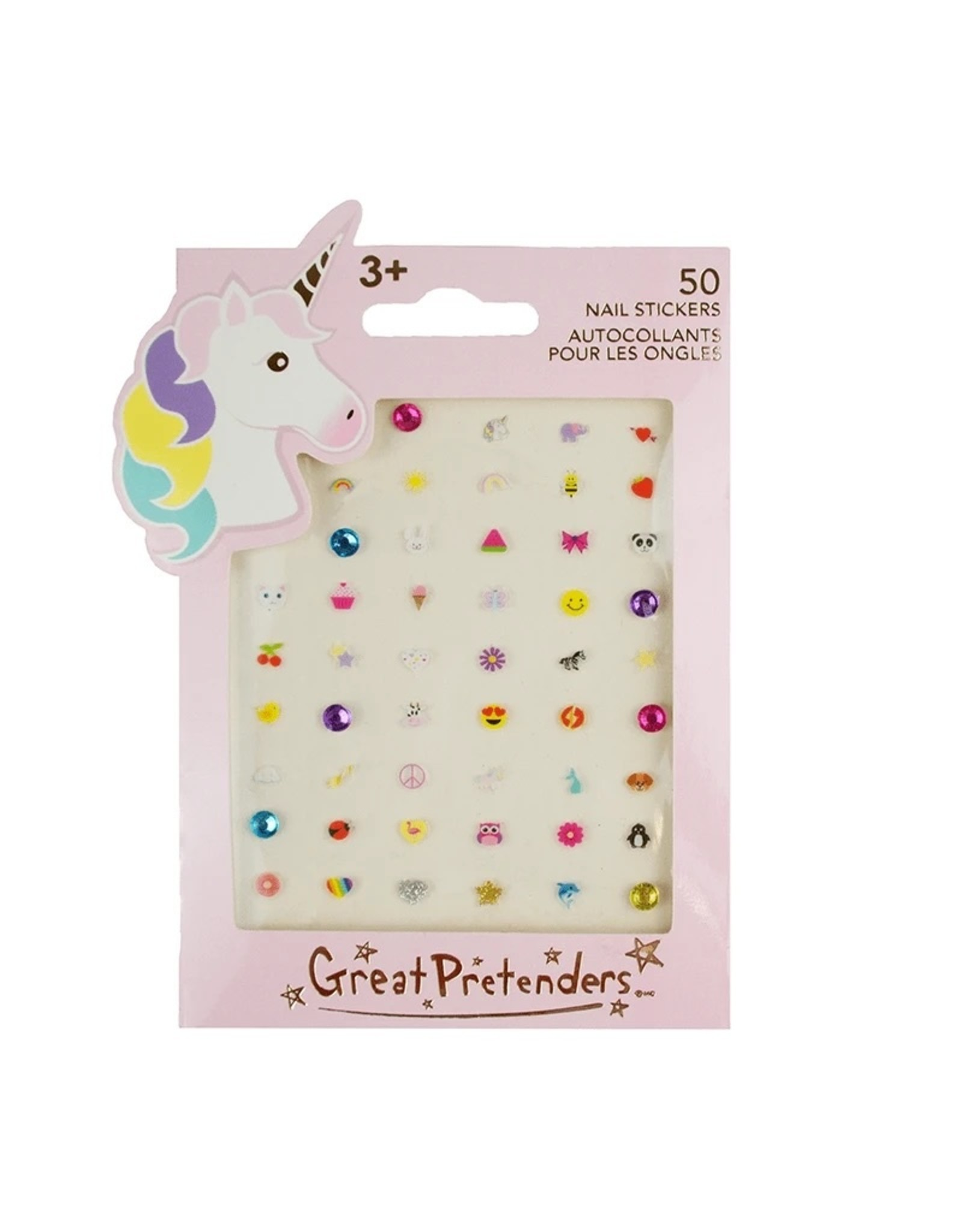 Great Pretenders Nail Stickers