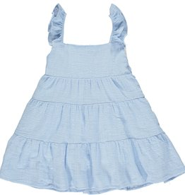 Vignette Blue Layla Dress