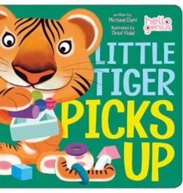 Capstone Little Tiger Picks Up