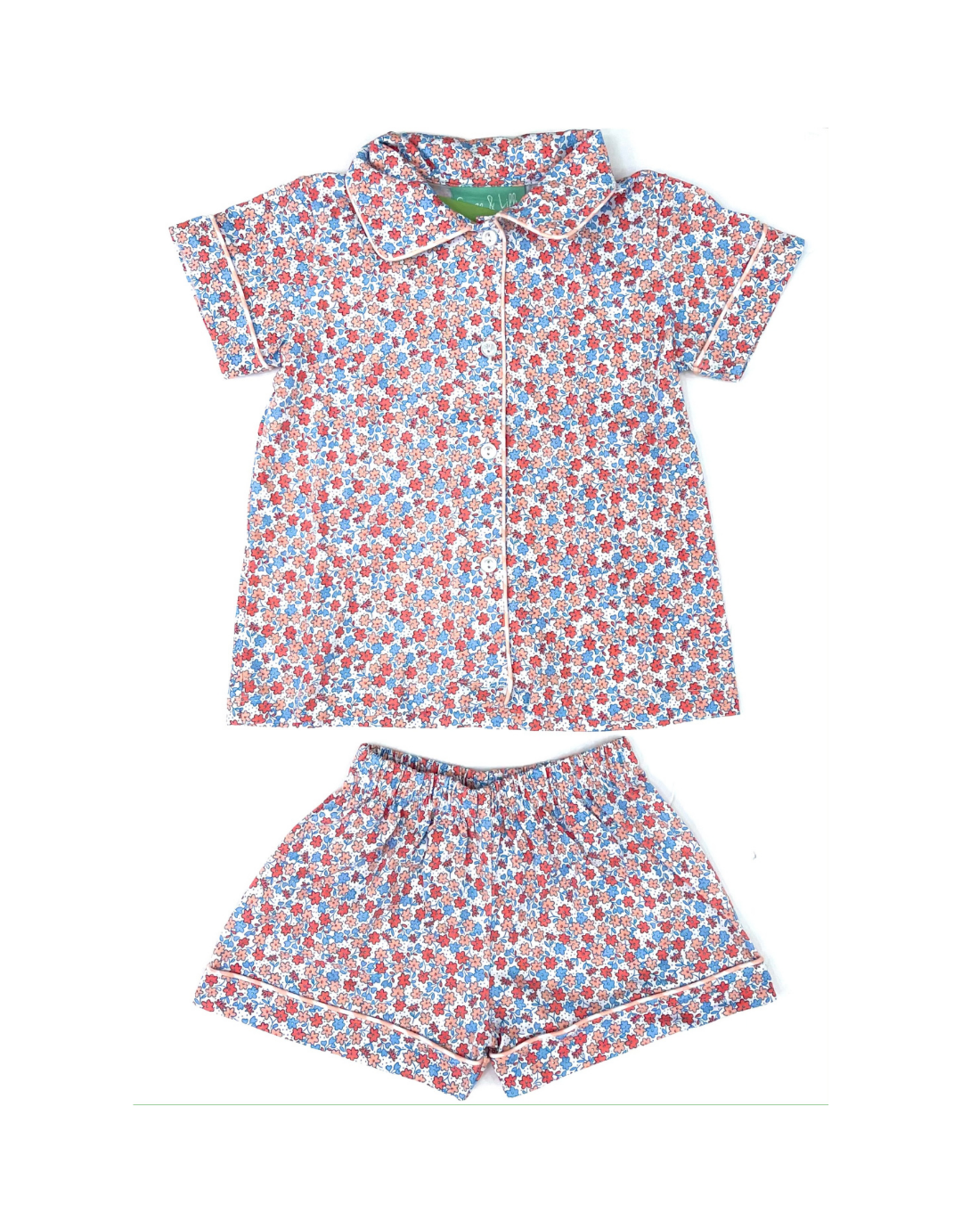 Sage and Lilly Fort Walton Floral Camp Set