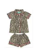 Sage and Lilly Lauderdale Leopard Camp Set