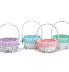 Willow Polka Dot Basket