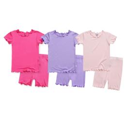 Vaenait Baby Shirring Short Soft PJs