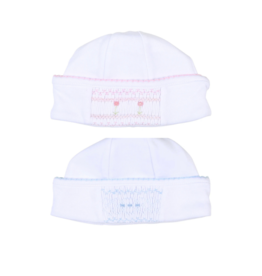 Magnolia Baby Becky and Ben's Classics Smocked Hat