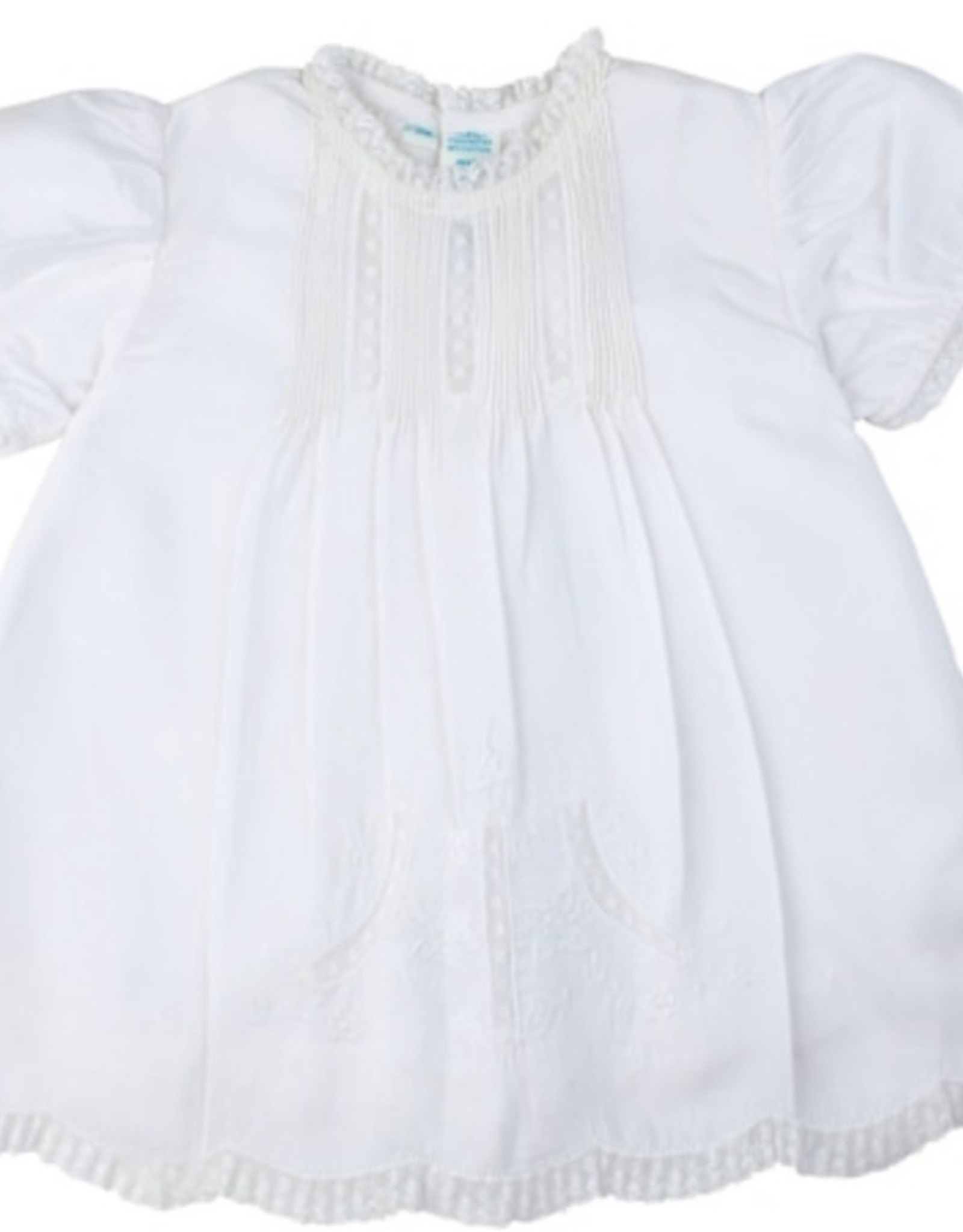 Feltman Brothers Detailed Lace Slip Dress
