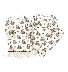 Little Louanne Crawfish Hut Gown