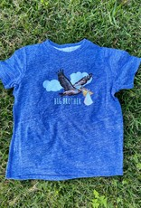 Two Sprouts Blue Big Brother Tee