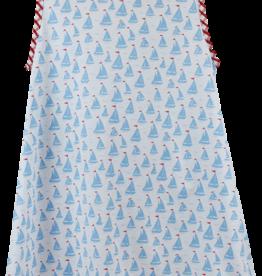 LullabySet Ann Anchors Aweigh Dress