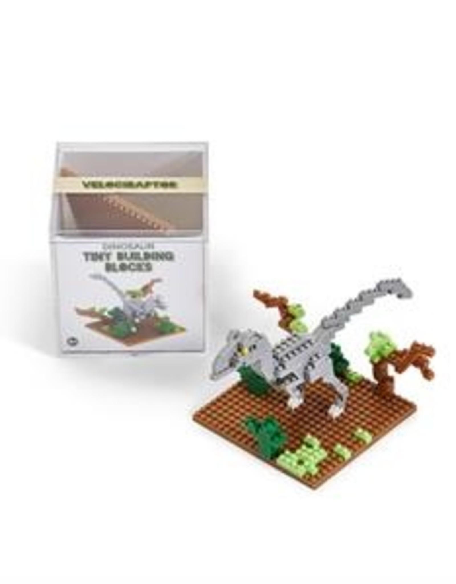 Two's Company Dinosaur Micro Building Blocks